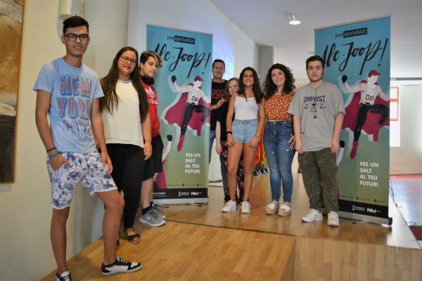 Un total de 20 jóvenes de Elda reorientan su futuro gracias al programa 'Jove Oportunitat'