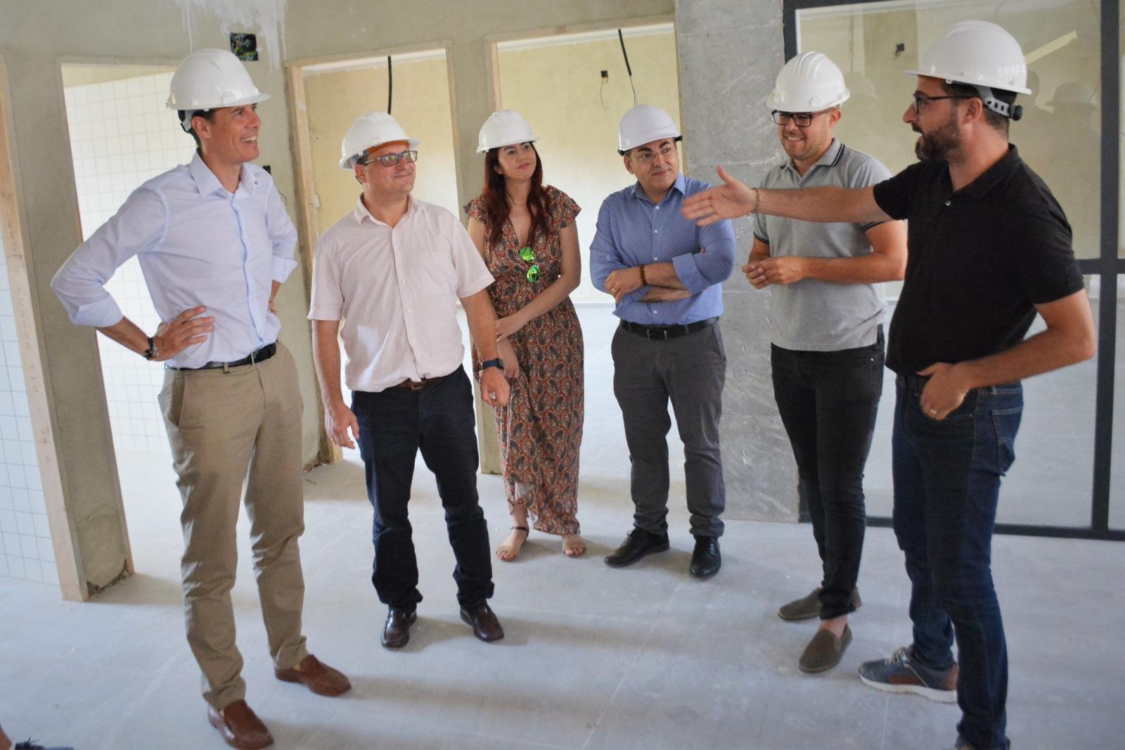 La Sede de Cruz Roja realiza una reforma total del edificio con la que mejorará sus servicios