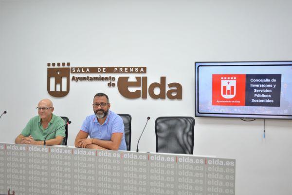 El Ayuntamiento de Elda afronta la remodelación de la calle La Cruz para mejorar la accesibilidad y la eficiencia energética