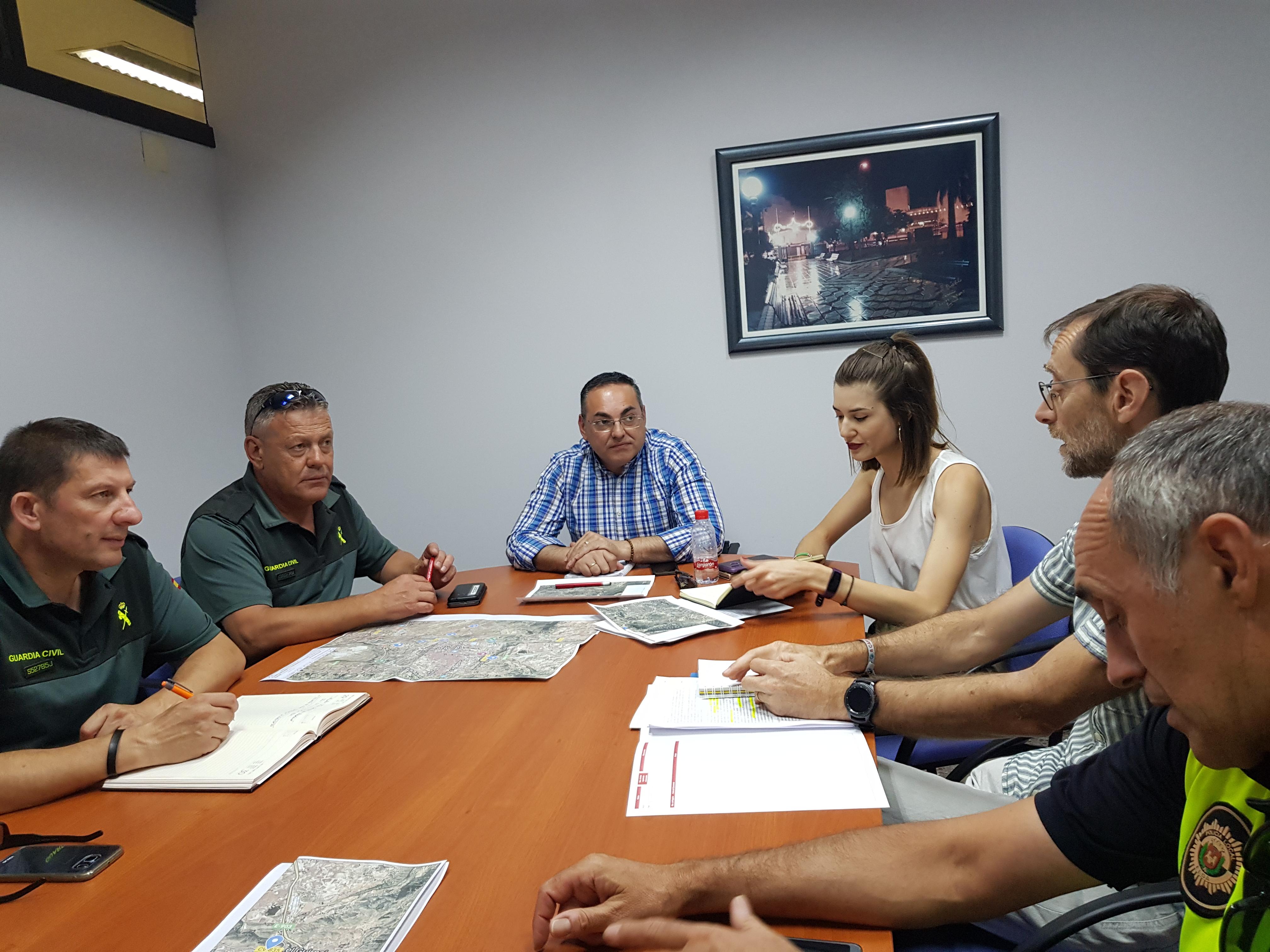 El Ayuntamiento de Elda pondrá en marcha un plan para impedir el vertido incontrolado de residuos