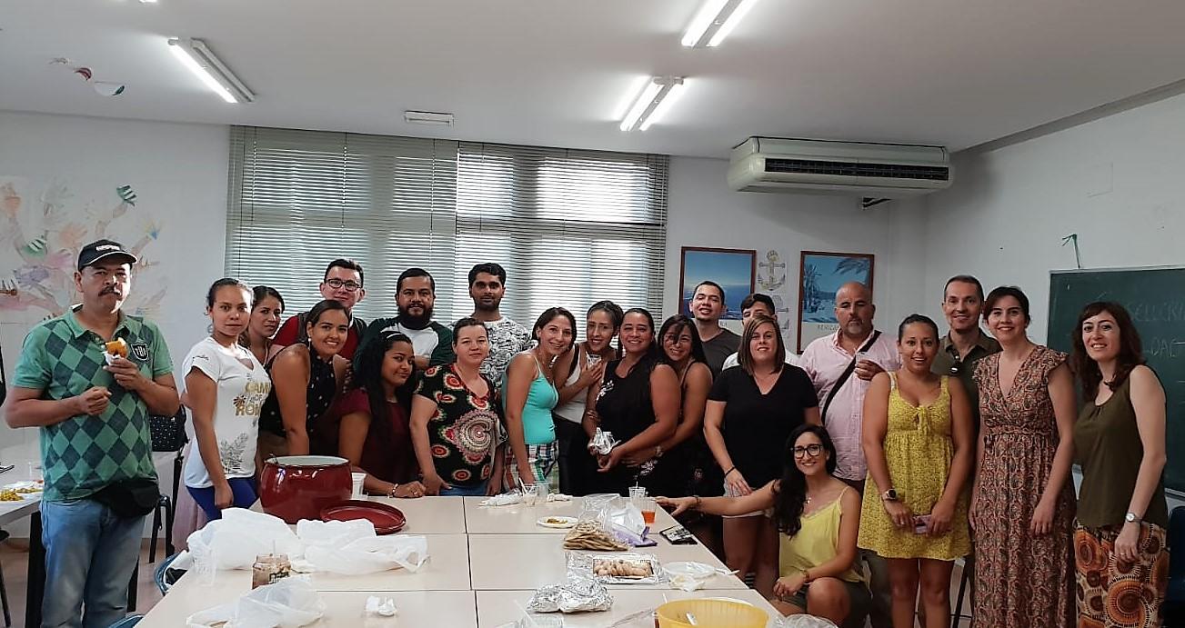 Finaliza la VIII Edición de la Escuela de Acogida, con la participación de 21 personas