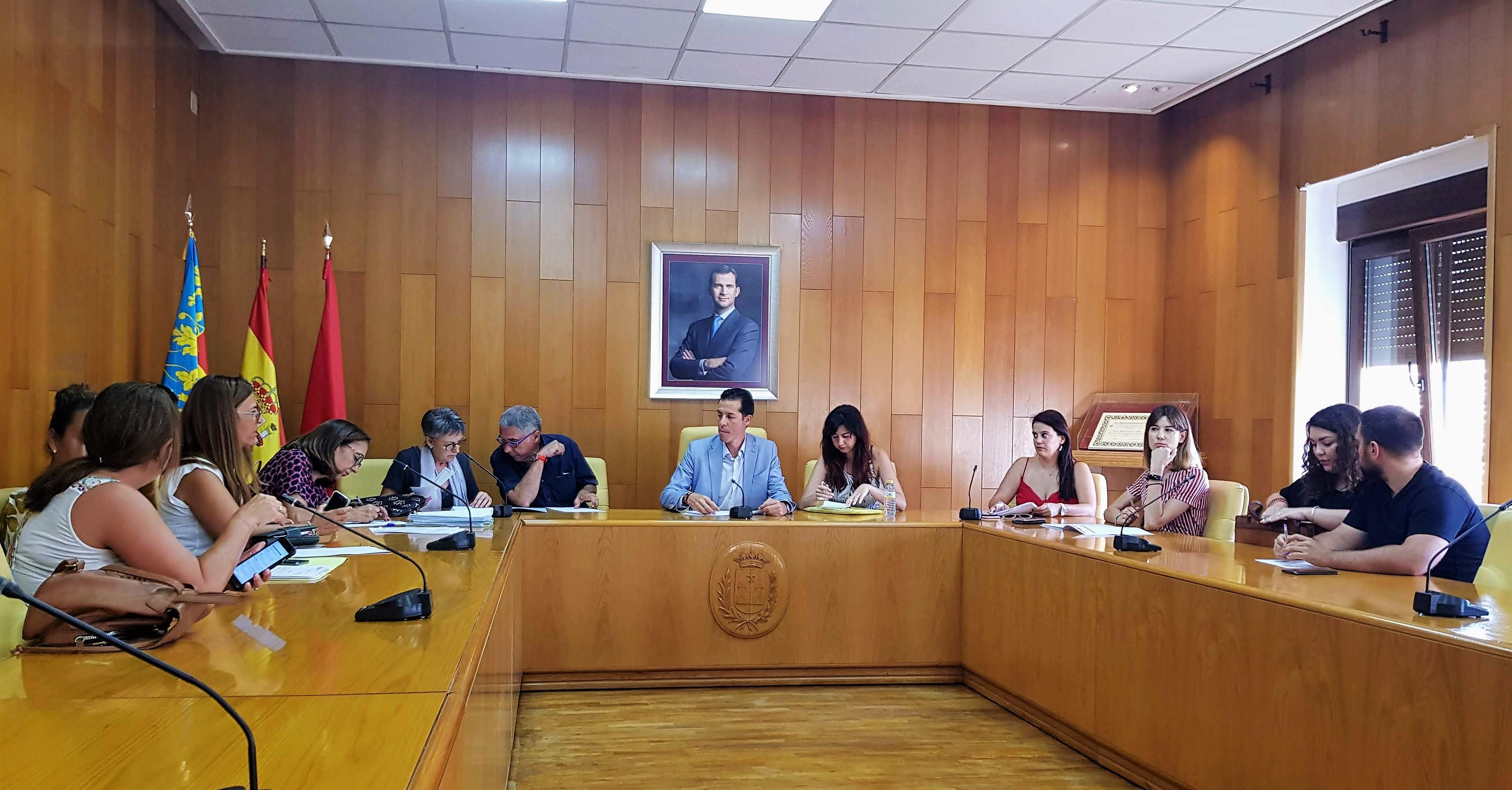 Un total de 19 asociaciones recibirán ayudas del IMSSE para el desarrollo de actividades de interés social y para mayores