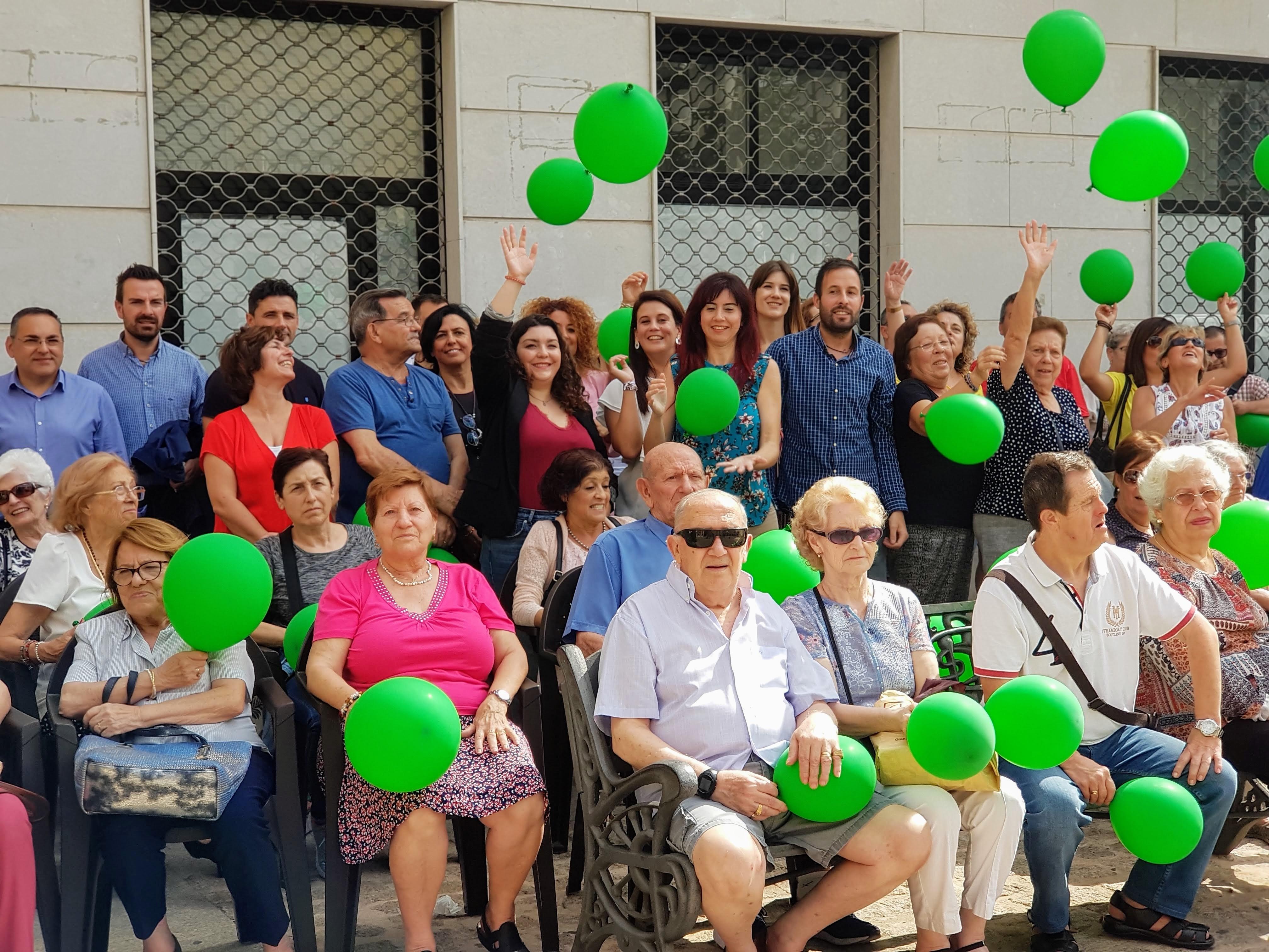 Elda se suma a los actos del Día Mundial del Alzheimer con la lectura del manifiesto #Evolución