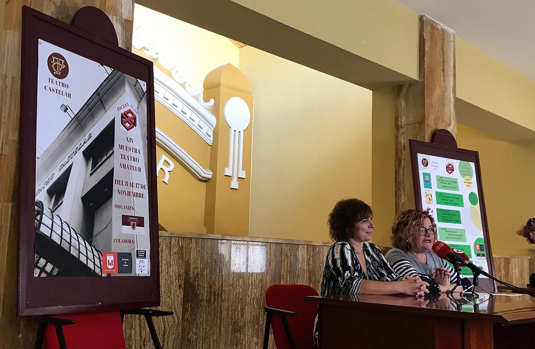 La 14ª Muestra de Teatro Amateur de Elda arranca este viernes en el Castelar con la comedia '24-F'