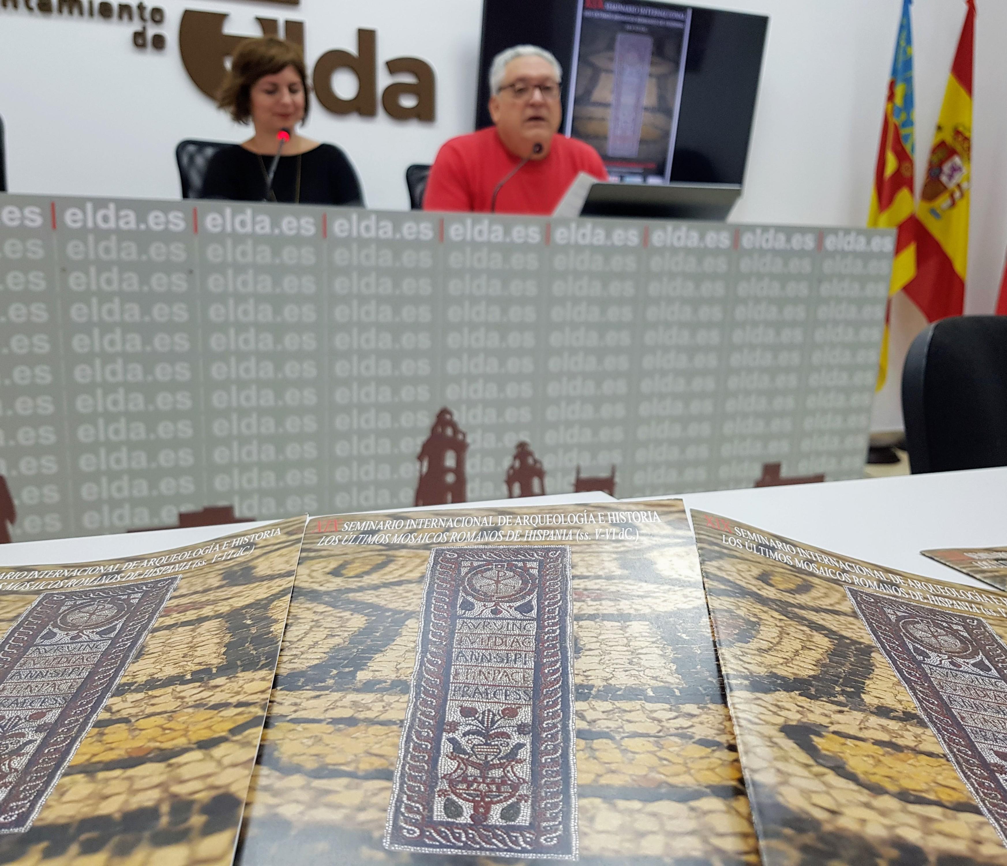 El XIX Seminario Internacional de Arqueología e Historia abordará el estudio de los mosaicos romanos de Hispania