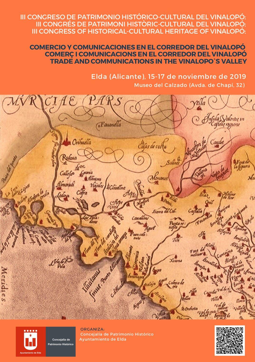 III Congreso de Patrimonio Histórico Cultural del Vinalopó