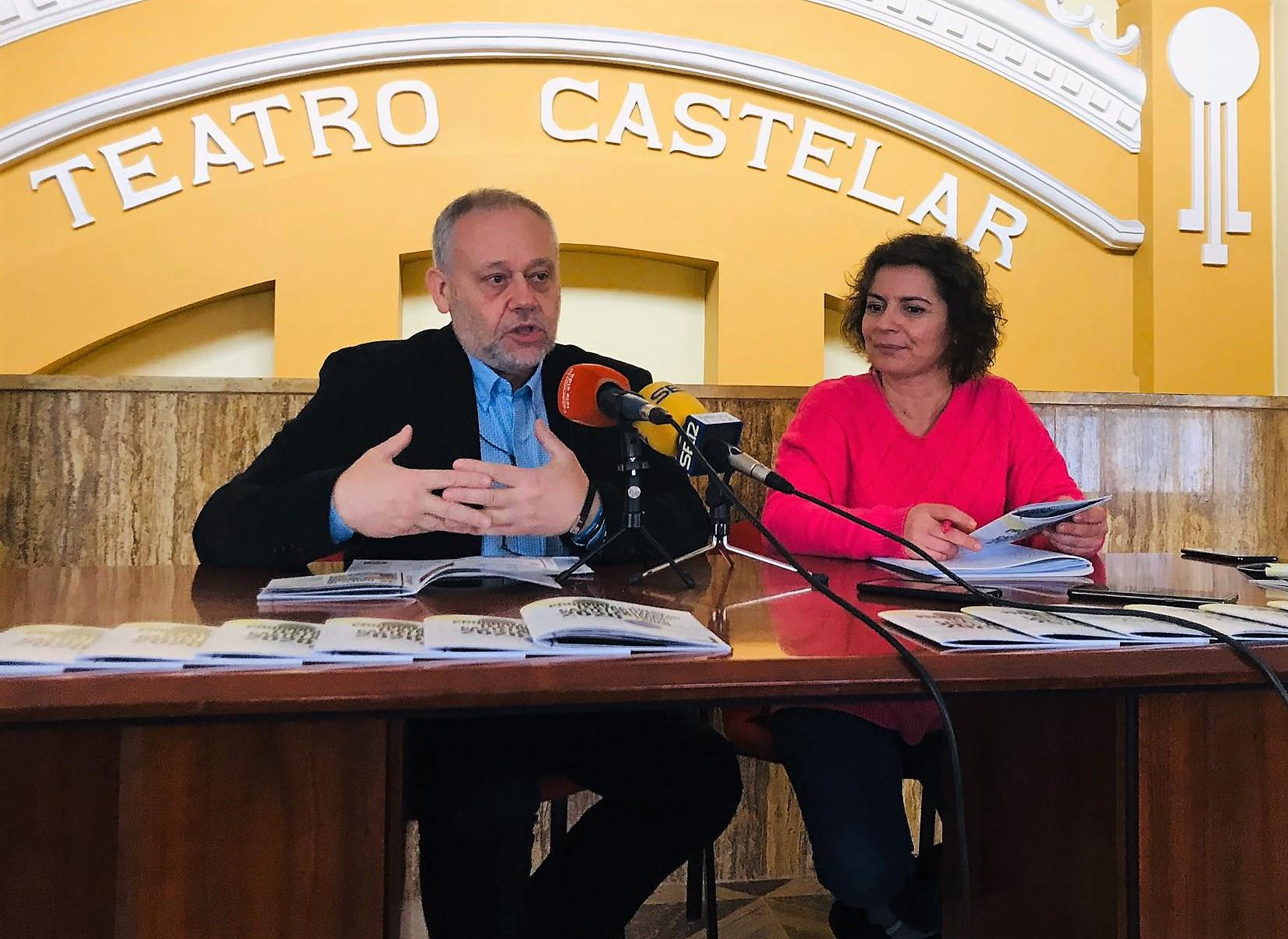 La programación del Teatro Castelar para el primer semestre de 2020 incluye una amplia oferta de espectáculos
