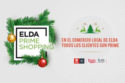 Comercio pone en marcha la campaña 'Elda Prime Shopping' para impulsar las compras navideñas en los establecimientos eldenses