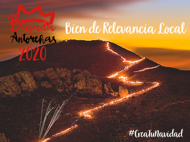265 inscritos para marcar el camino a los Reyes Magos en la tradicional Bajada de Antorchas, considerada Bien de Relevancia Local