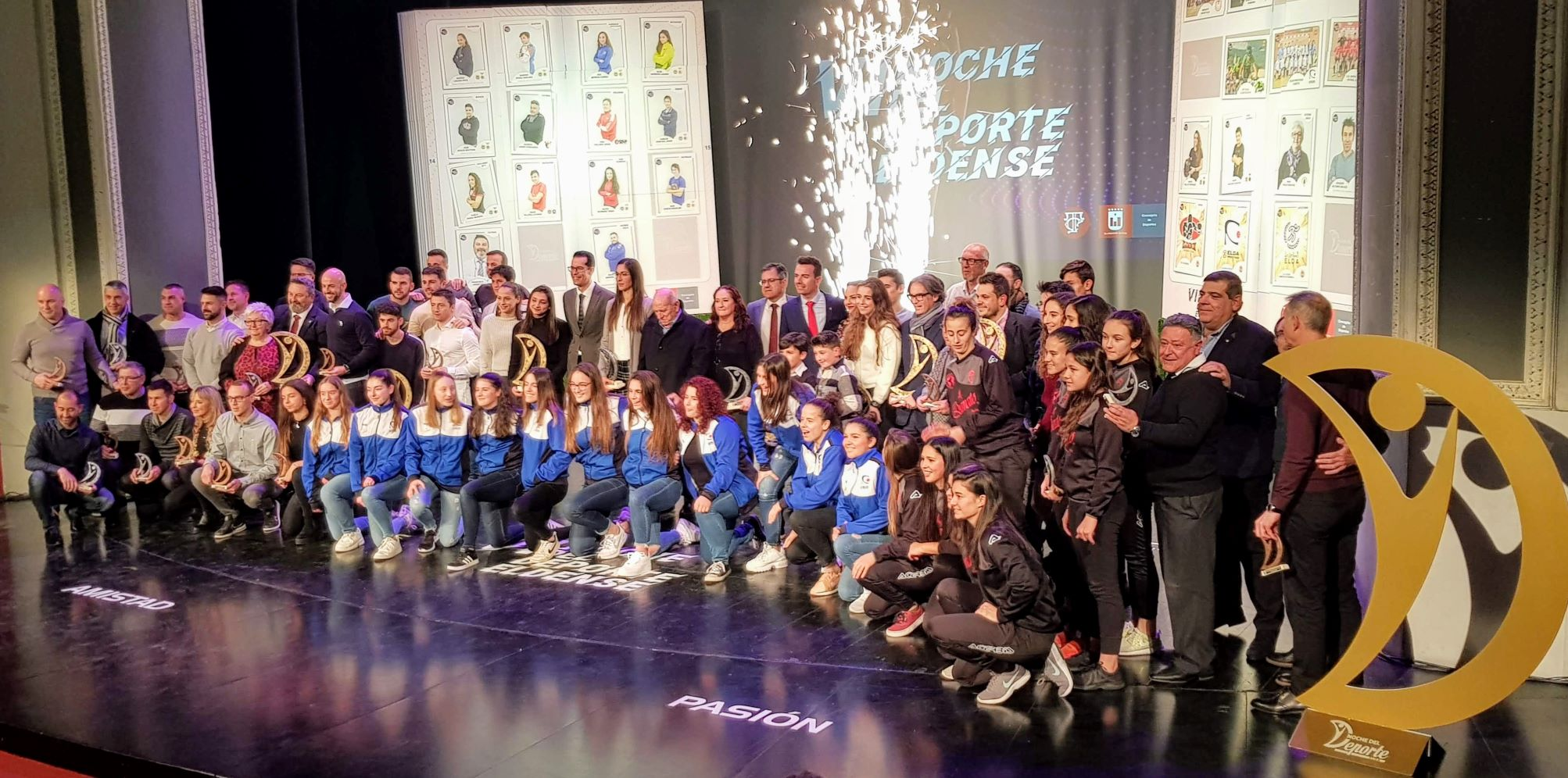 La VII edición de la Noche del Deporte Eldense será la más sostenible e inclusiva de su historia