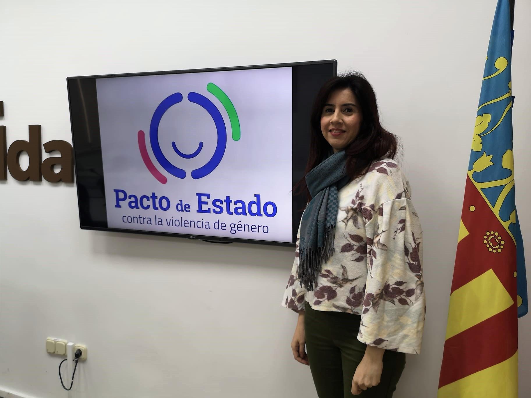 Elda recibirá 25.516 euros del Pacto de Estado contra la Violencia de Género