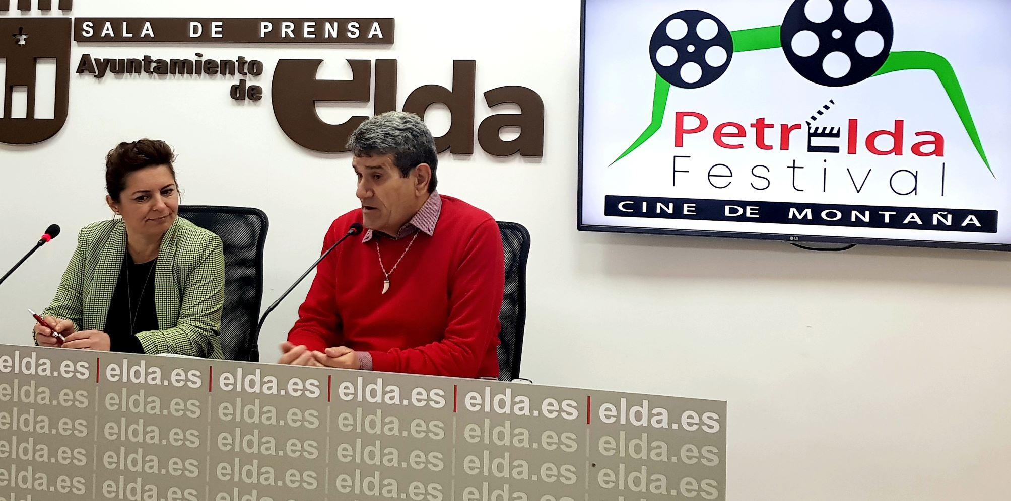 El Teatro Castelar acoge este viernes la proyección de los filmes premiados en el Festival de Cine de Montaña 'PetrElda'