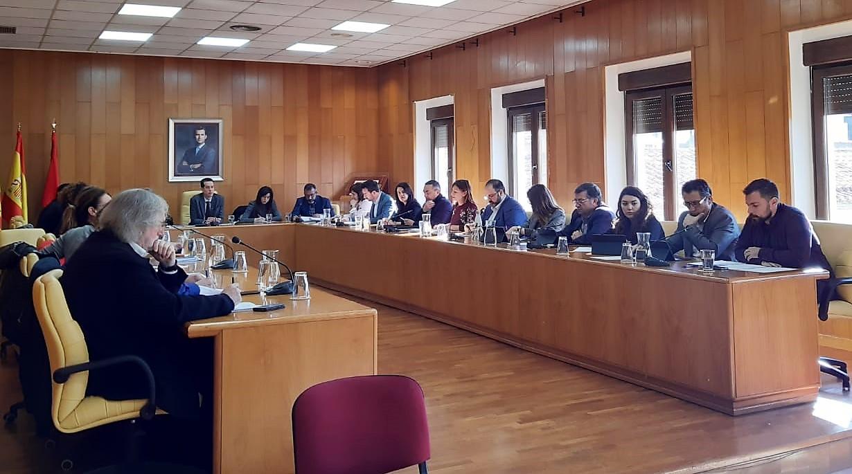El Pleno Municipal aprueba los Presupuestos  del Ayuntamiento de Elda para 2020 sin ningún voto en contra