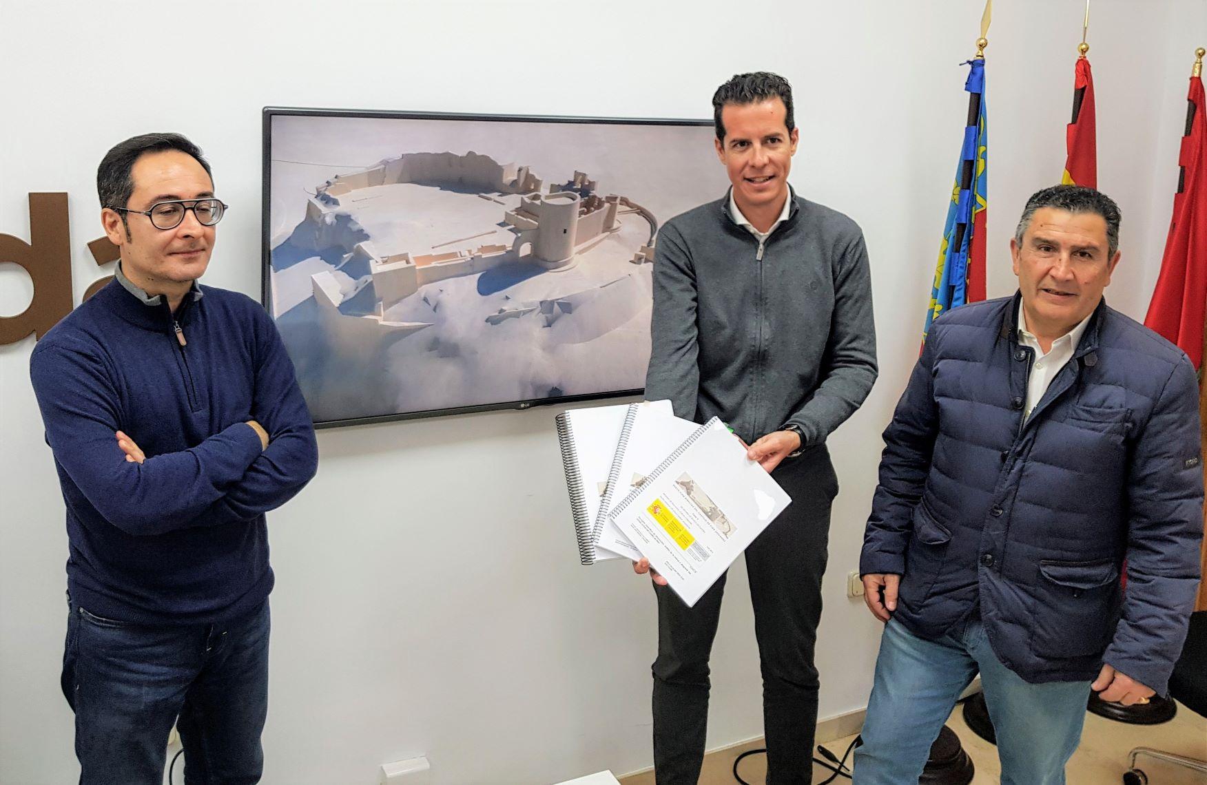 El Plan Director del Castillo de Elda contempla su restauración a lo largo de diez fases