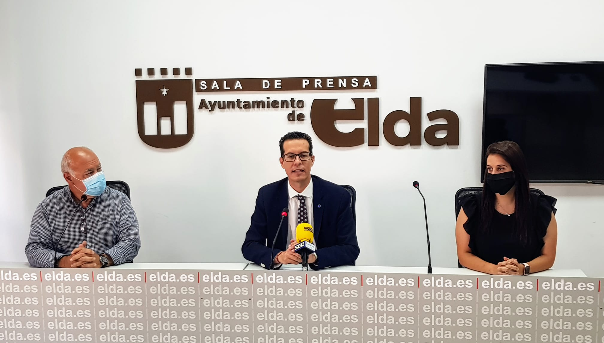El Ayuntamiento de Elda acuerda de manera unánime suspender los actos de celebración de  las Fiestas Mayores de septiembre