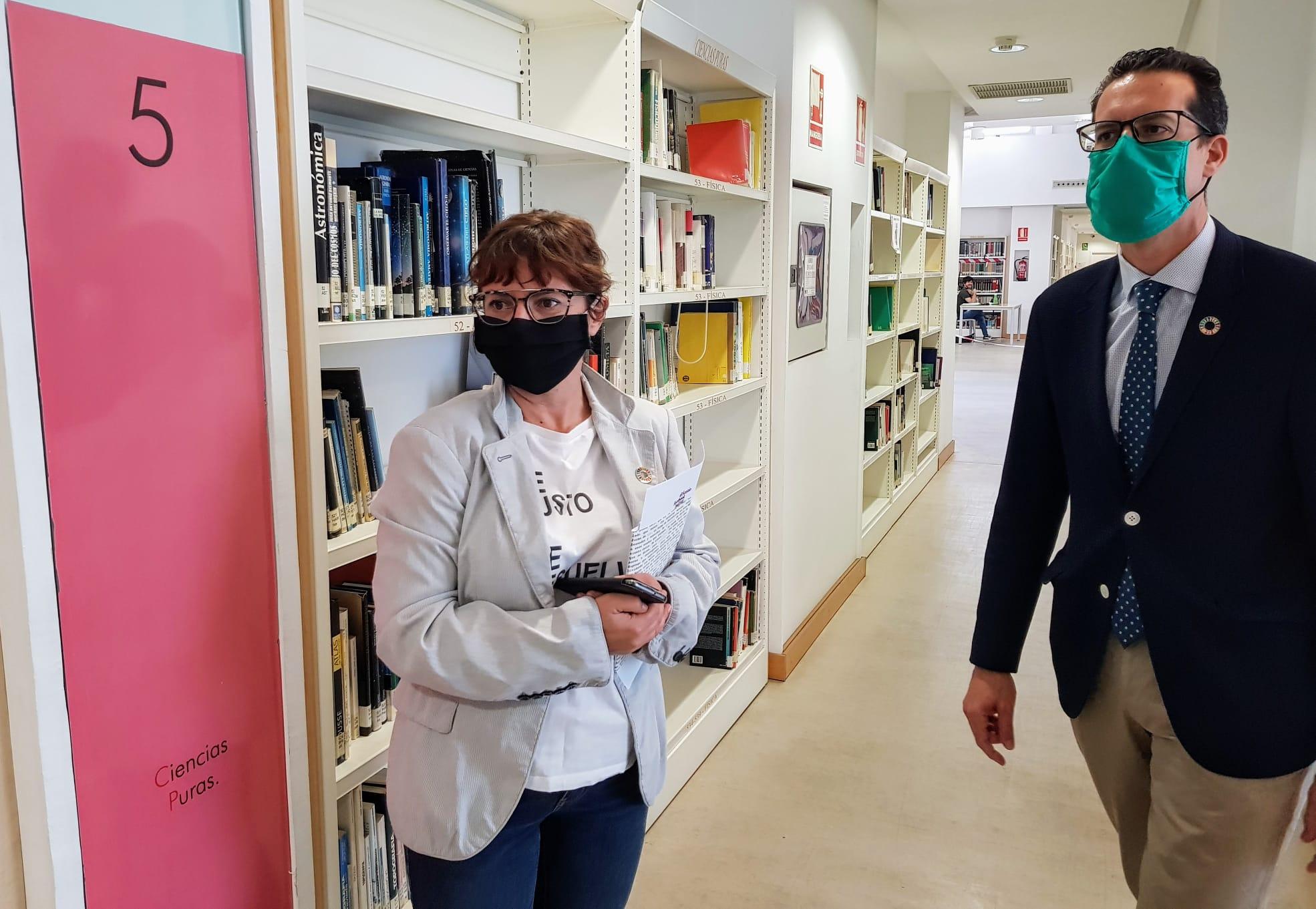 El Ayuntamiento de Elda habilita la sala de estudio de la Biblioteca Municipal Alberto Navarro con 63 puestos para estudiantes