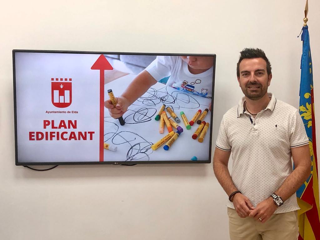 El Plan Edificant avanza con la licitación de los centros educativos Escuela Infantil El Puente y el Colegio de Educación Primaria Miguel Servet