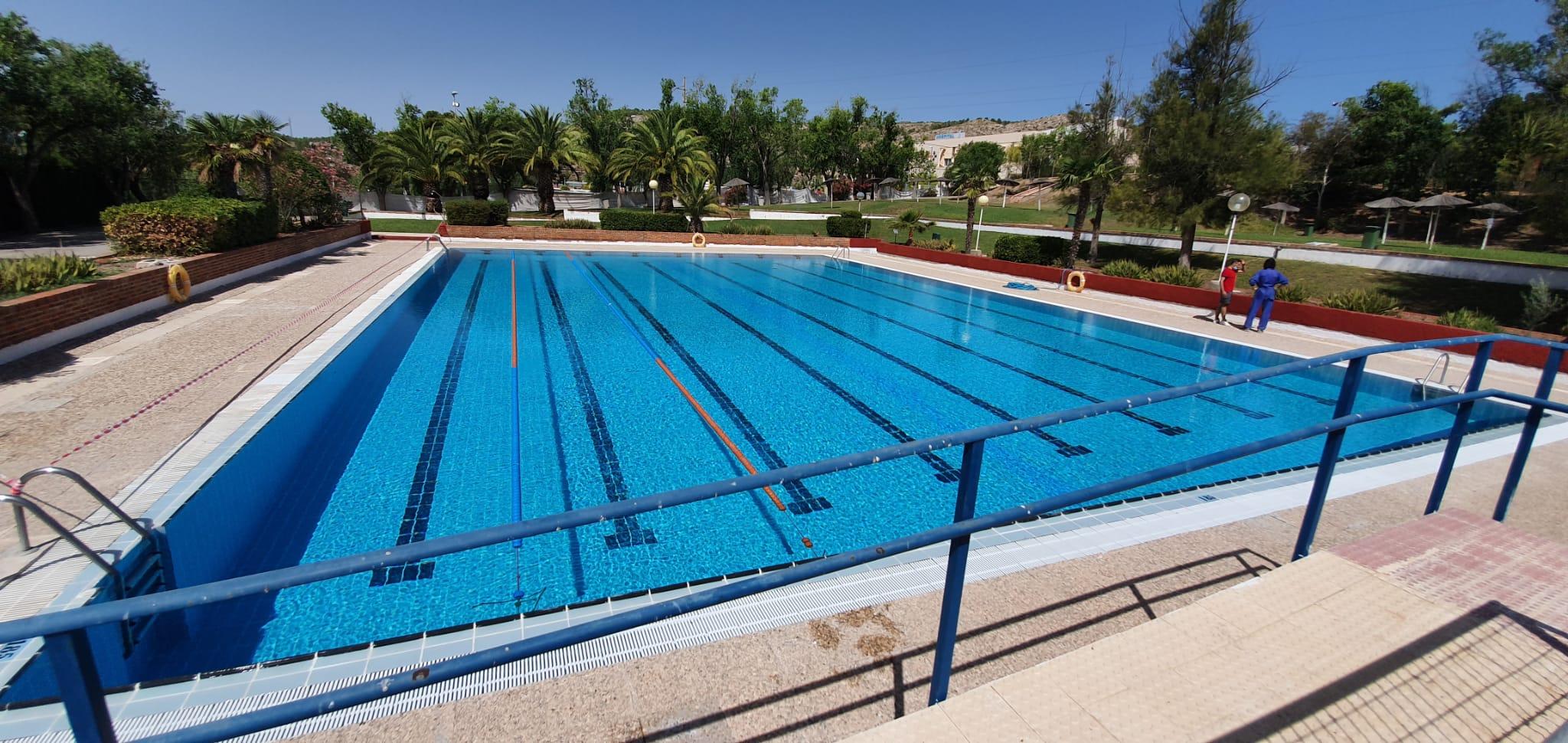 Las piscinas de verano de San Crispín han registrado 865 usuarios durante los primeros siete días de funcionamiento