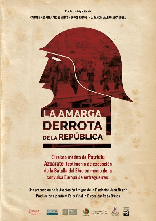 El documental La amarga derrota de la República será presentado en el Festival de Cine y Televisión Reino de León