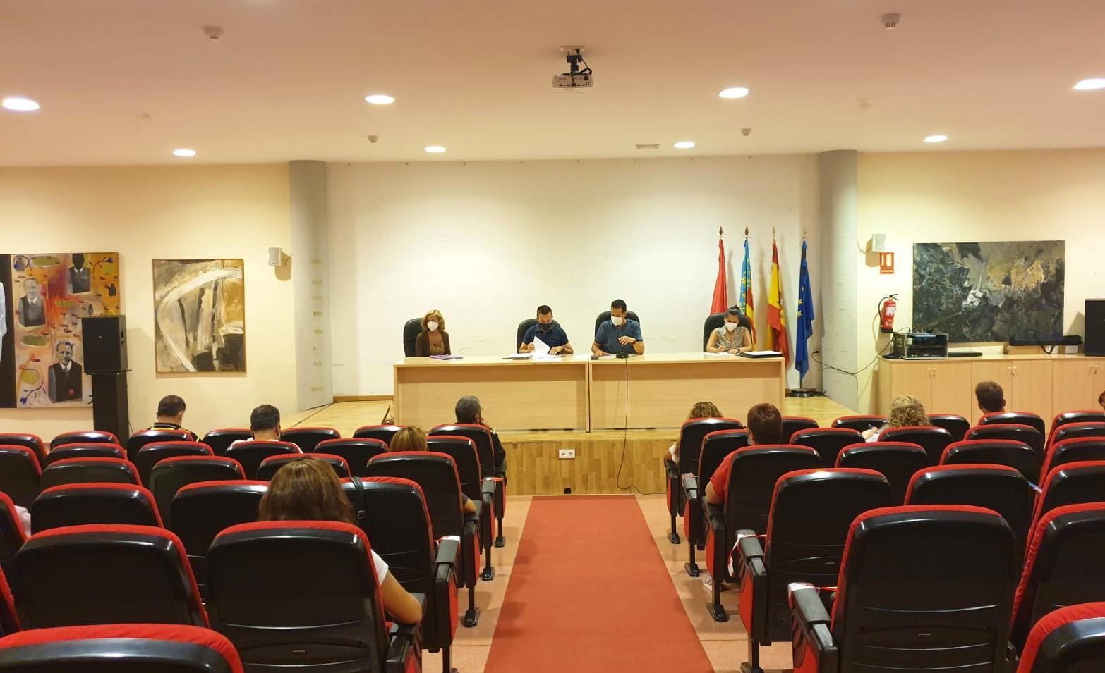 El Consejo Escolar de Elda lanza un mensaje de seguridad y tranquilidad ante el inicio del curso escolar 2020-21