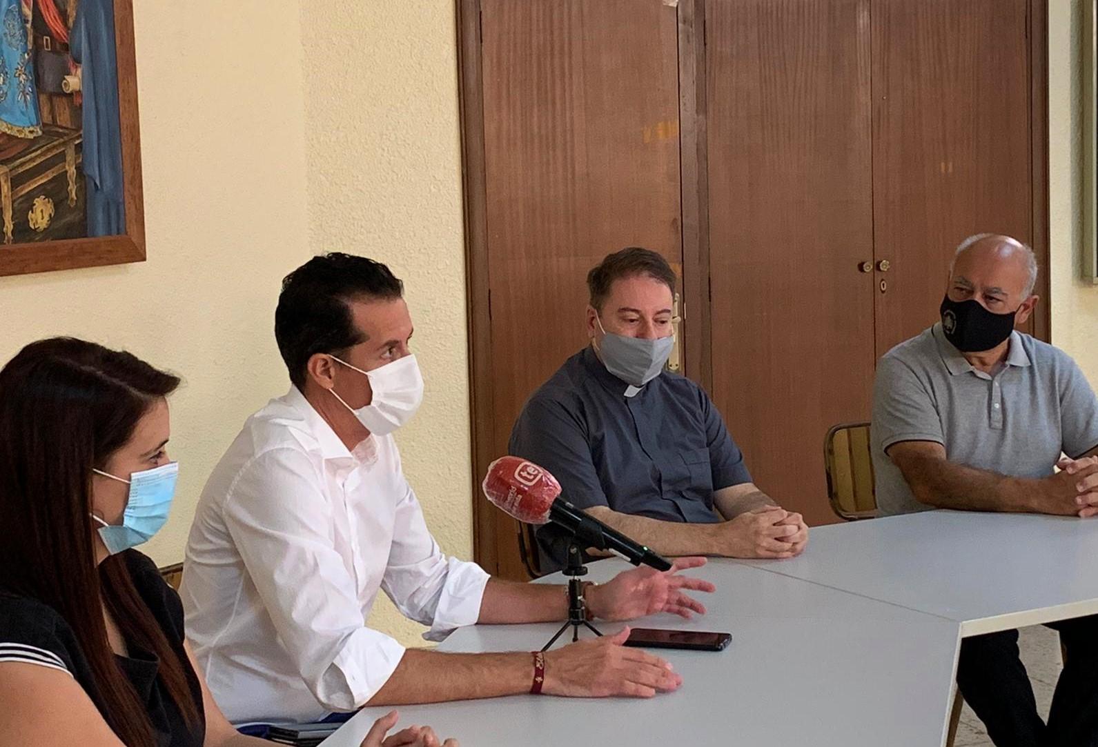 El Ayuntamiento de Elda recuerda la suspensión de  todos los actos cívicos de las Fiestas Mayores