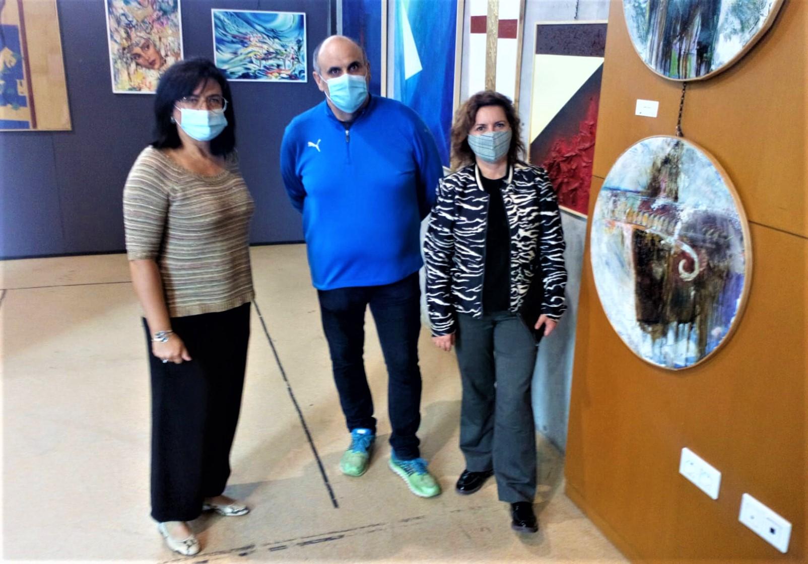 El Museo del Calzado acoge la exposición 'Los colores y símbolos del Mediterráneo' desde hoy y hasta el 29 de noviembre