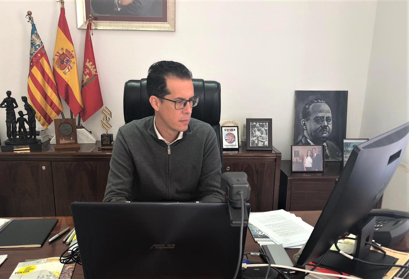 Elda se incorpora a la Red de Entidades Locales para la Agenda 2030 de la FEMP ocupando la vicepresidencia