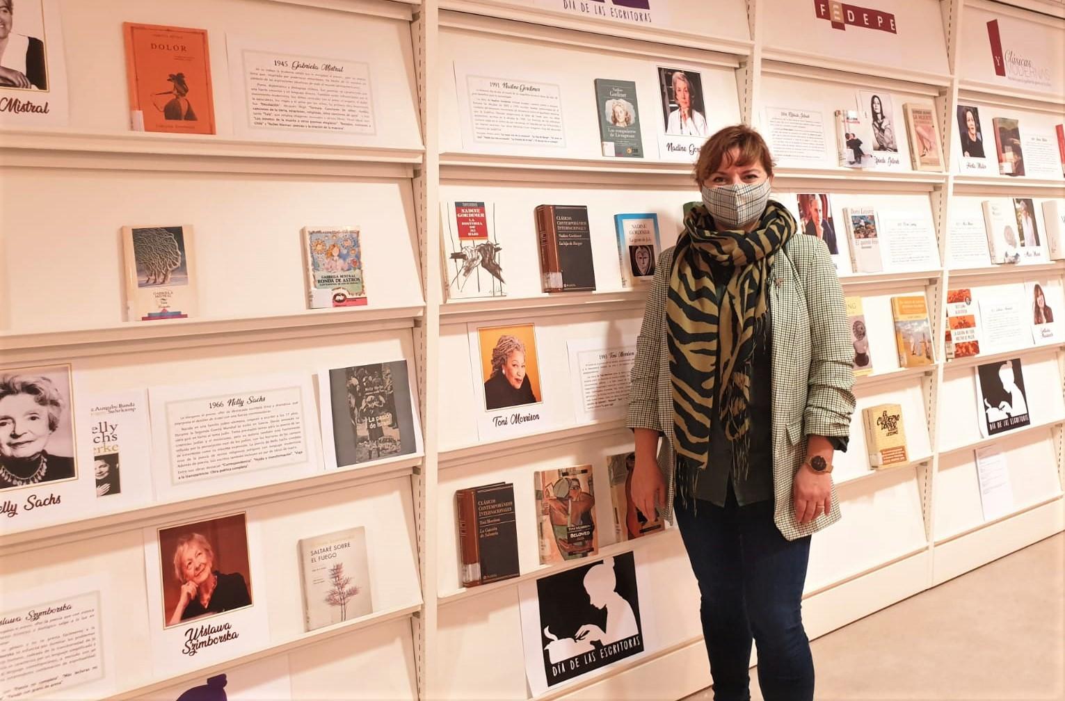 Cultura organiza una exposición para visibilizar el legado intelectual de las 16 mujeres galardonadas con el Nobel de Literatura