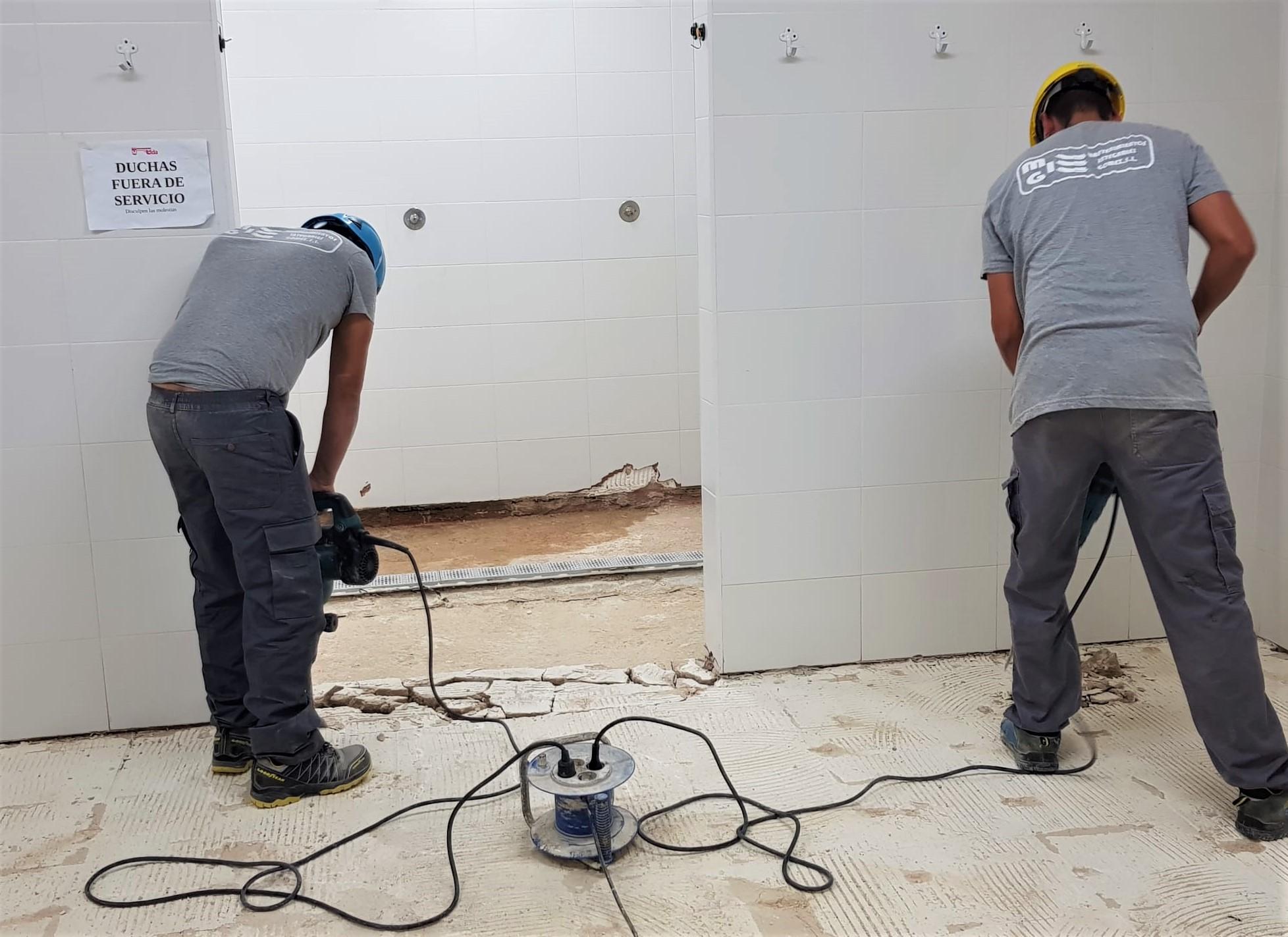 Deportes acomete las obras para subsanar las deficiencias del Nuevo Pepico Amat con el aval incautado a la empresa constructora
