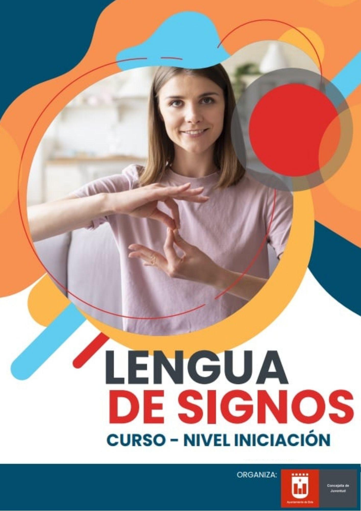 La Concejalía de Juventud pone en marcha un segundo curso de lengua de signos tras el éxito de participación de la primera edición