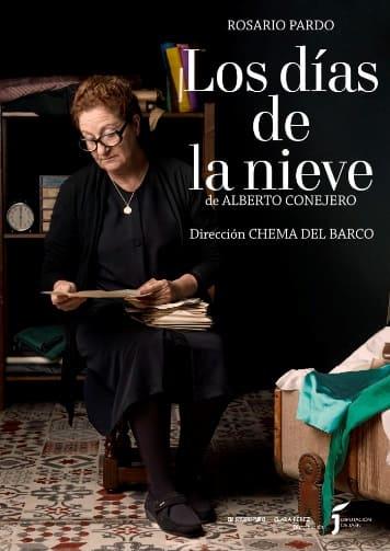 El Teatro Castelar acoge este viernes la representación de 'Los días de la nieve', un monólogo inspirado en las memorias de la viuda de Miguel Hernández