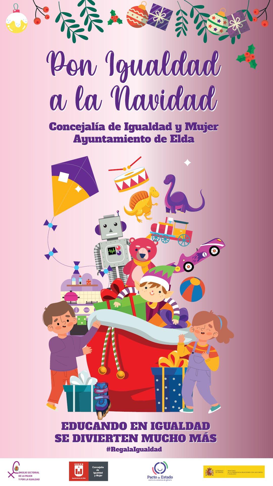 Cartel_pon_igualdad_navidad