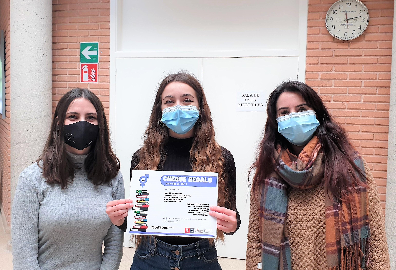 El cortometraje 'Vidas cotidianas' gana el concurso audiovisual #JóvenesPorLaIgualdad organizado por el Ayuntamiento de Elda