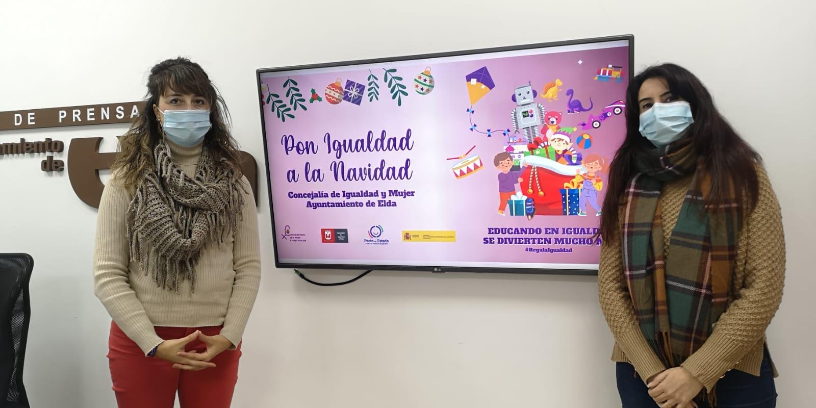 Igualdad crea una campaña para que las familias ayuden a sus hijos e hijas a elegir juguetes que no fomenten la discriminación