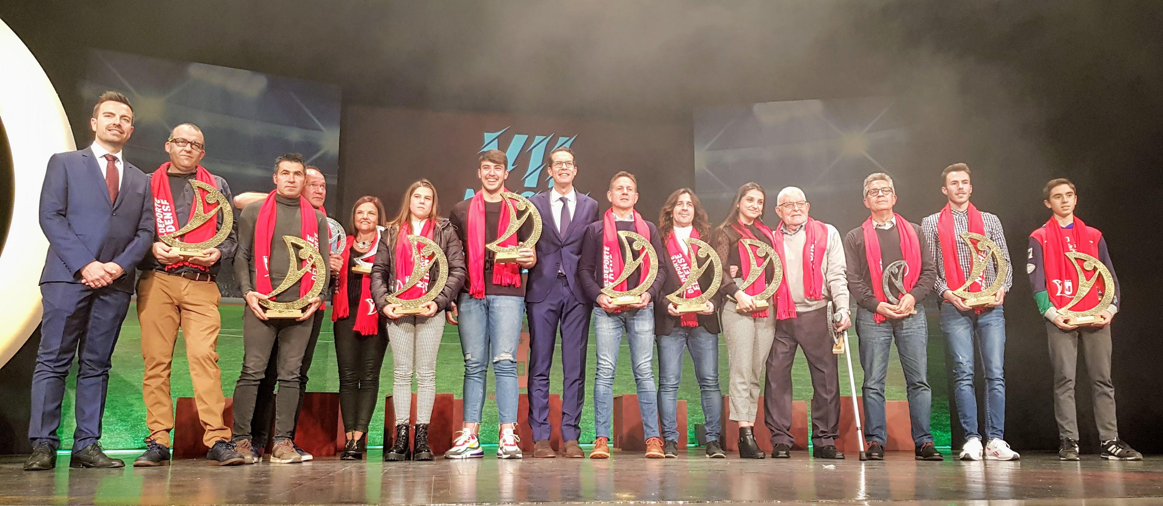 La octava edición de la Noche del Deporte Eldense se celebrará el 22 de enero en el Teatro Castelar