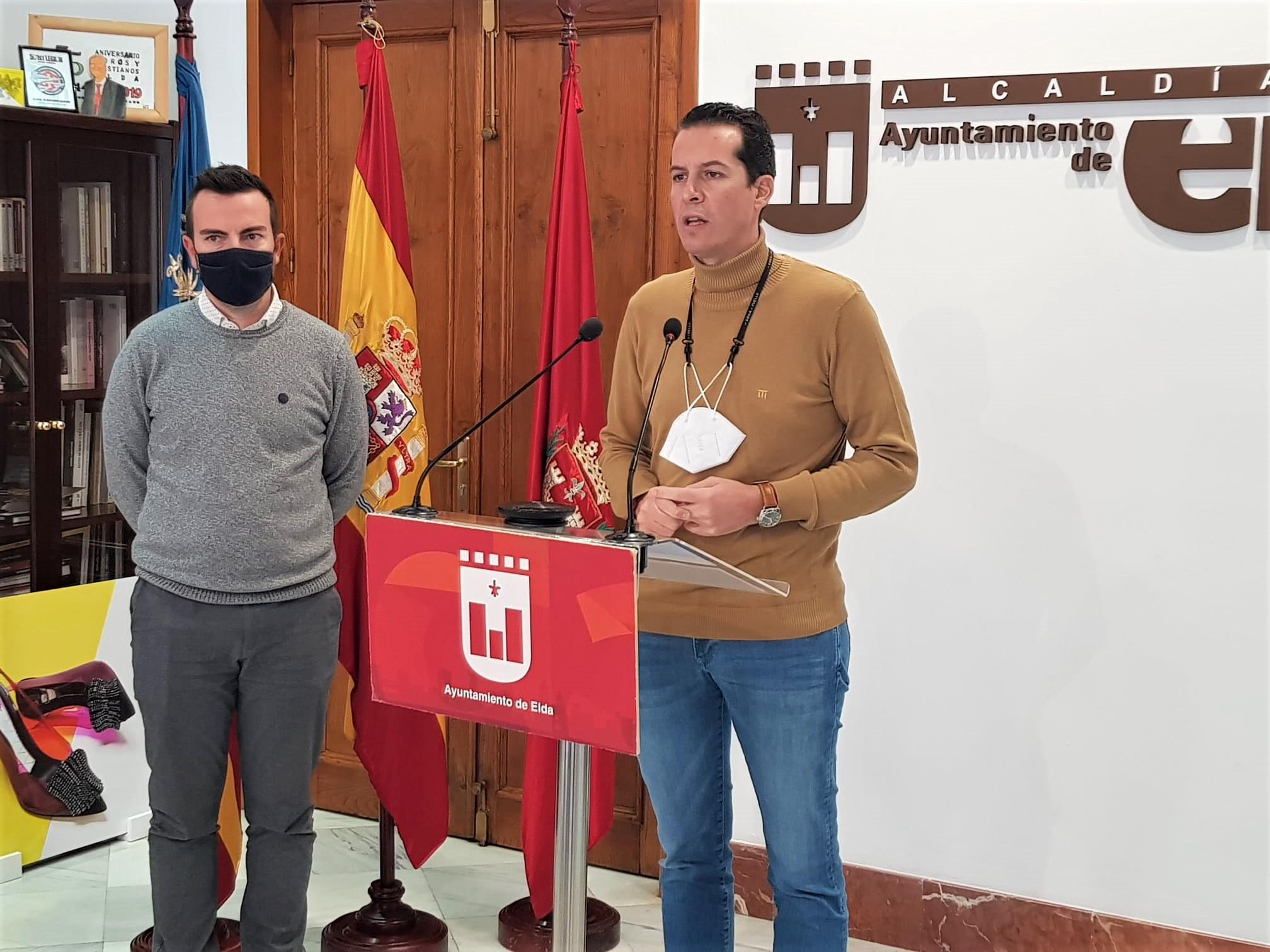 El Ayuntamiento de Elda adjudica las obras de remodelación del CEIP Juan Rico y Amat, de la Escuela Infantil El Puente y de la Escuela de Idiomas incluidas en el Plan Edificant