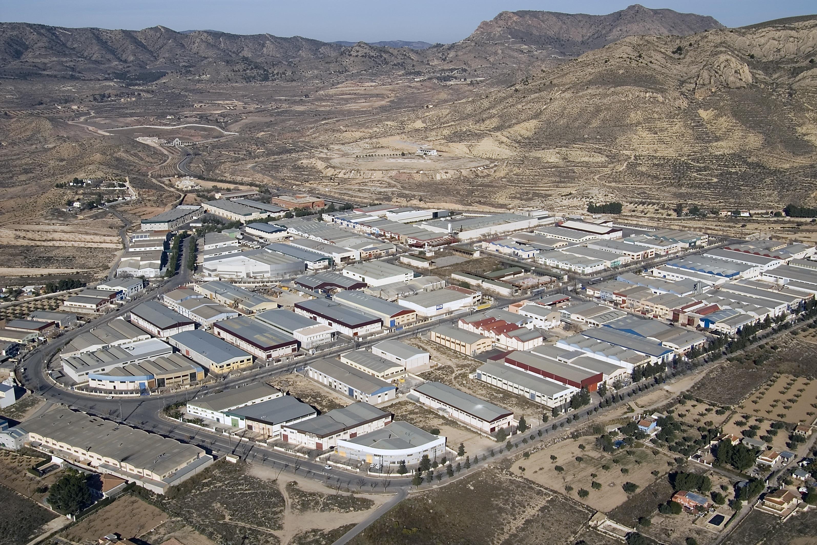 Los tres polígonos de Elda obtiene la clasificación de Área Industrial Básica por parte de la Generalitat Valenciana