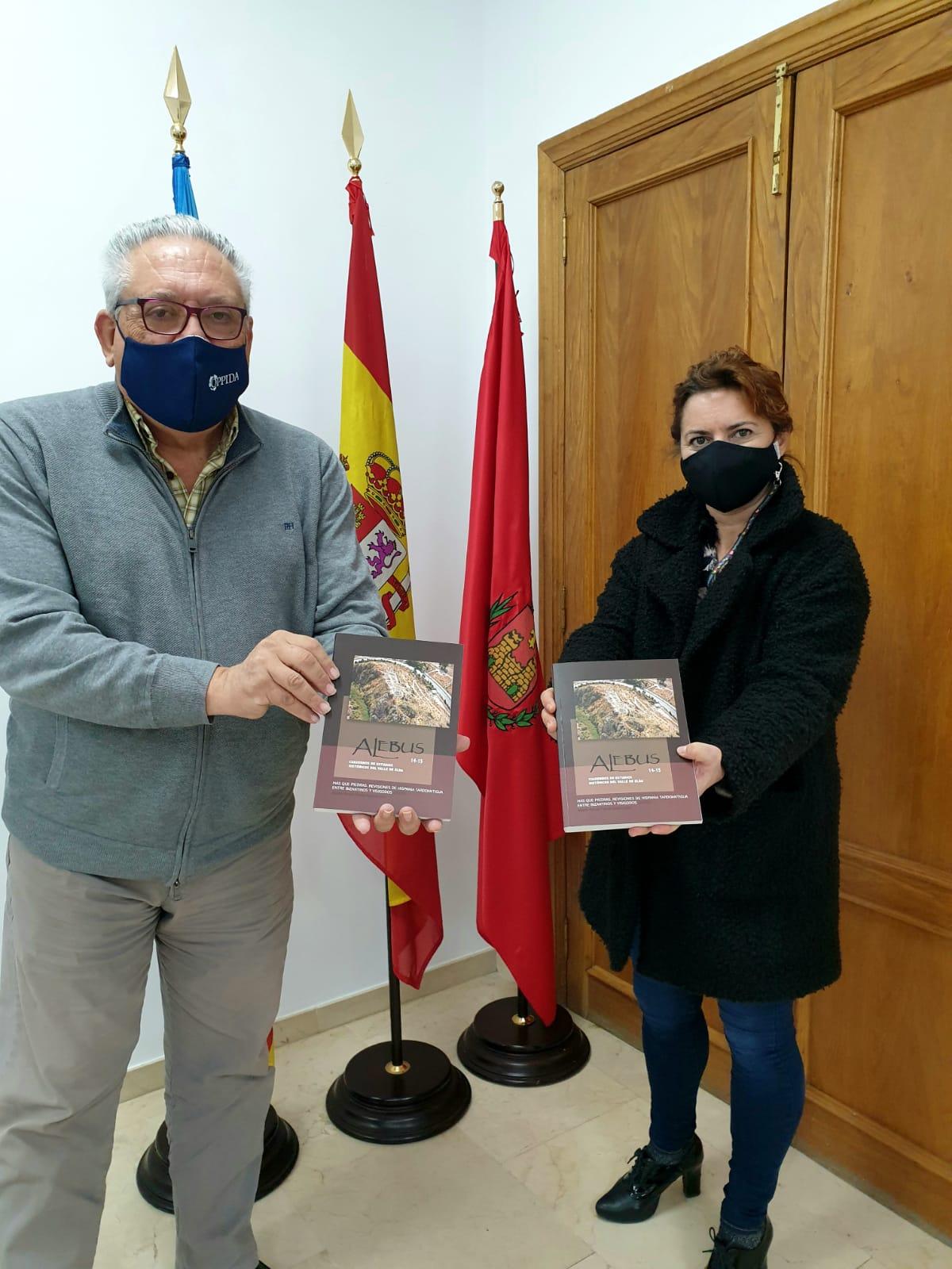 El Museo Arqueológico de Elda recupera la revista Alebus como instrumento de difusión del patrimonio histórico de la ciudad