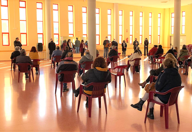 El Ayuntamiento de Elda da la bienvenida a las 58 personas contratadas a través de los programas de empleo Ecovid y Empuju