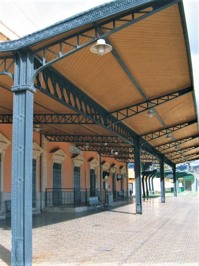 Adif llevará a cabo obras de mejora en la Estación de Elda-Petrer