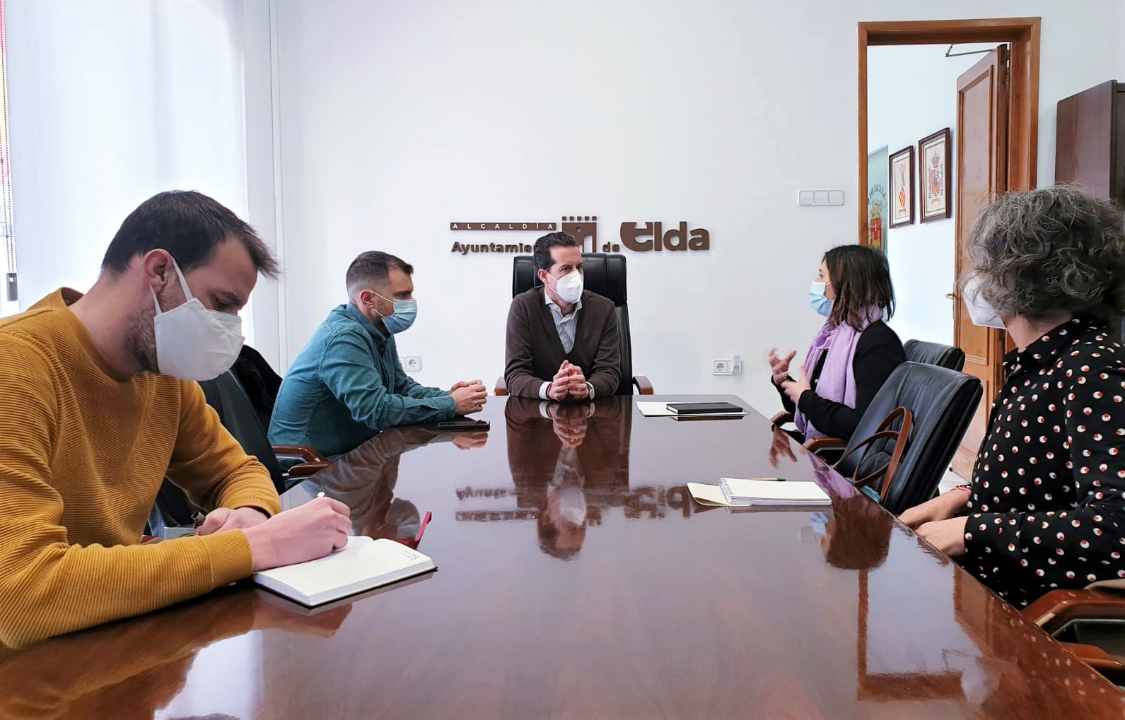 El Ayuntamiento impulsará la participación de los ciudadanas y ciudadanos de Elda en los presupuestos de la Generalitat Valenciana