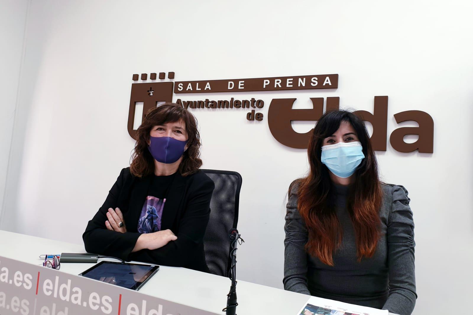 El Ayuntamiento de Elda organiza una amplia programación de actividades a lo largo del mes marzo con motivo de la celebración del Día Internacional de la Mujer