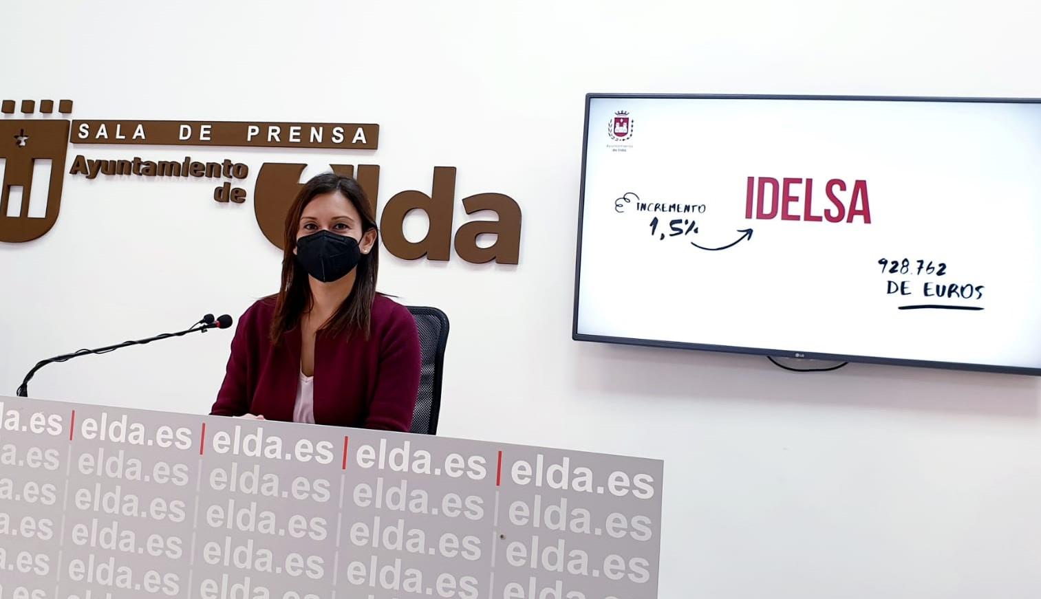 Idelsa contará con un presupuesto cercano al millón de euros para impulsar políticas de fomento económico y generación de empleo