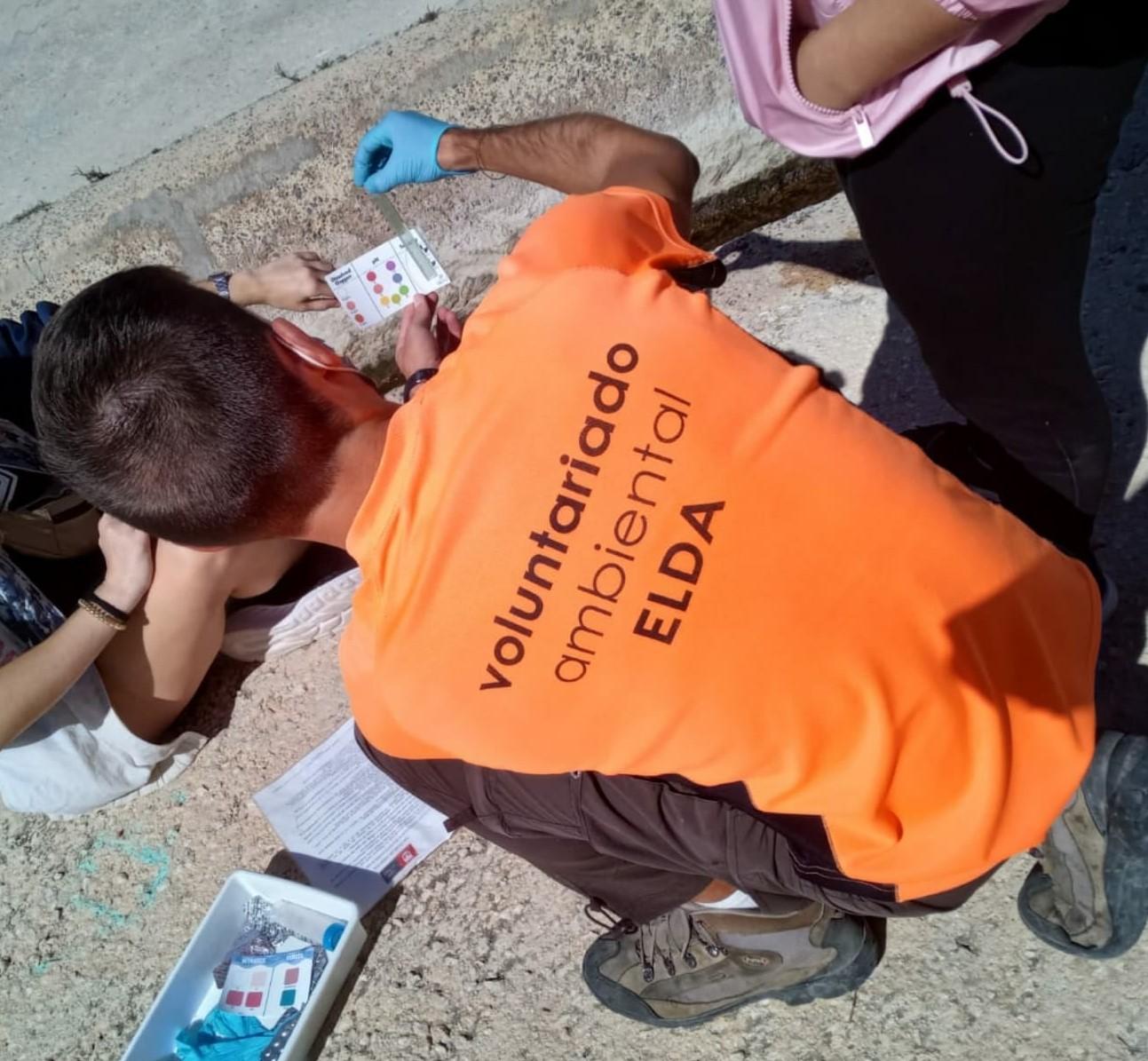 Medio Ambiente retoma este fin de semana las actividades del Voluntariado Ambiental de Elda