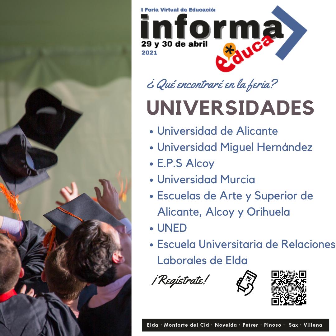 Imagen Universidades