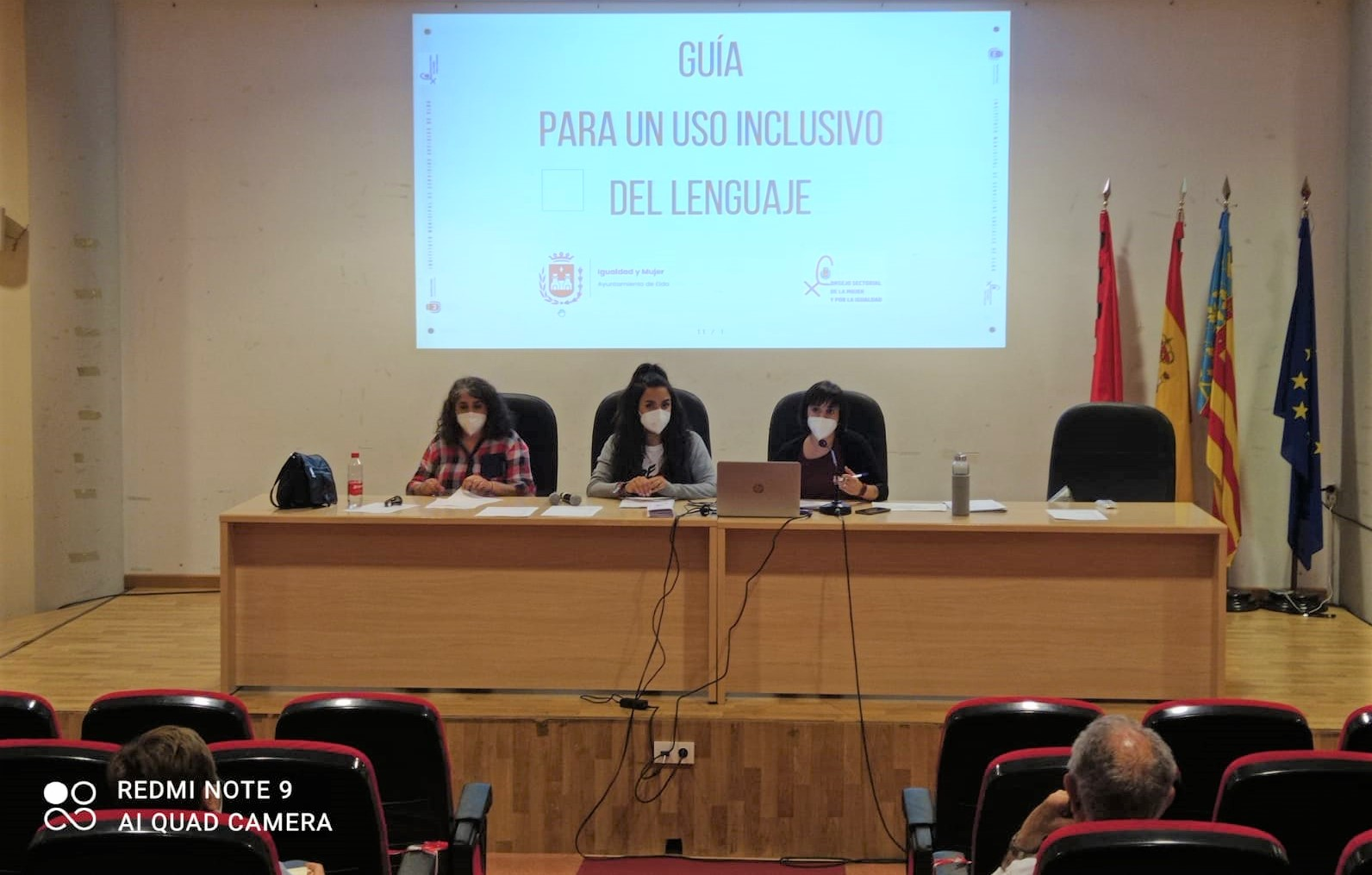 El Ayuntamiento de Elda presenta la Guía de Lenguaje Inclusivo durante una sesión formativa dirigida al tejido asociativo de Elda