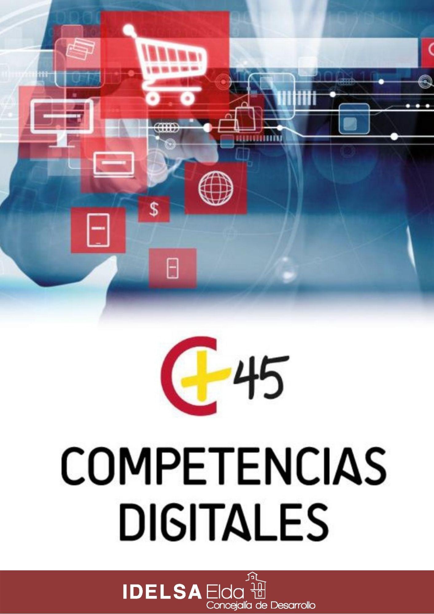Idelsa ofrece un curso para aumentar las competencias digitales básicas dirigido a personas desempleadas mayores de 45 años