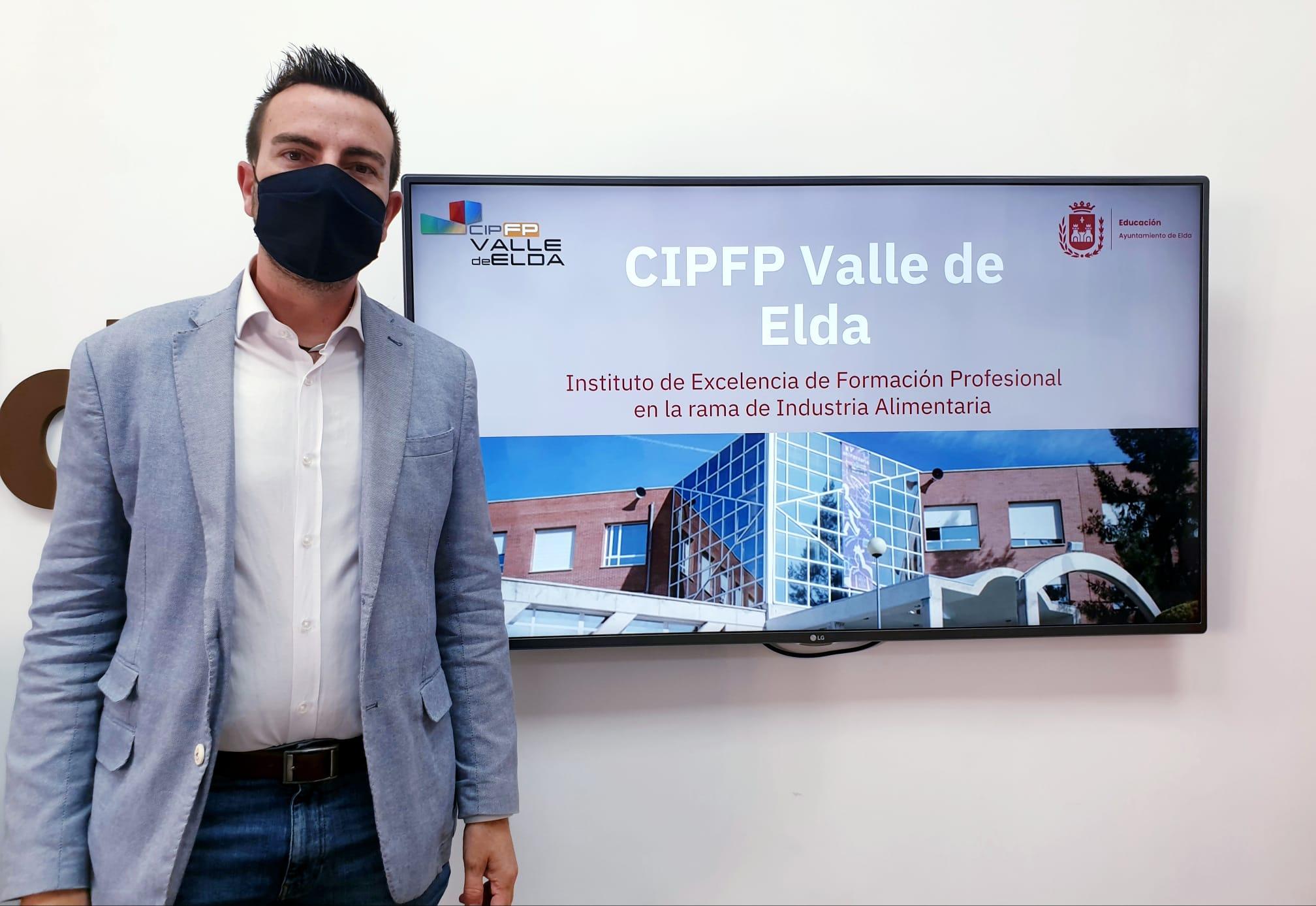 El CIPFP Valle de Elda es elegido Instituto de Excelencia de Formación Profesional en la rama de Industrias Alimentarias