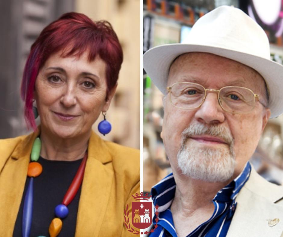 El Ayuntamiento de Elda entregará el próximo jueves el título de Hijo Predilecto a Antonio Porpetta  y a Elia Barceló