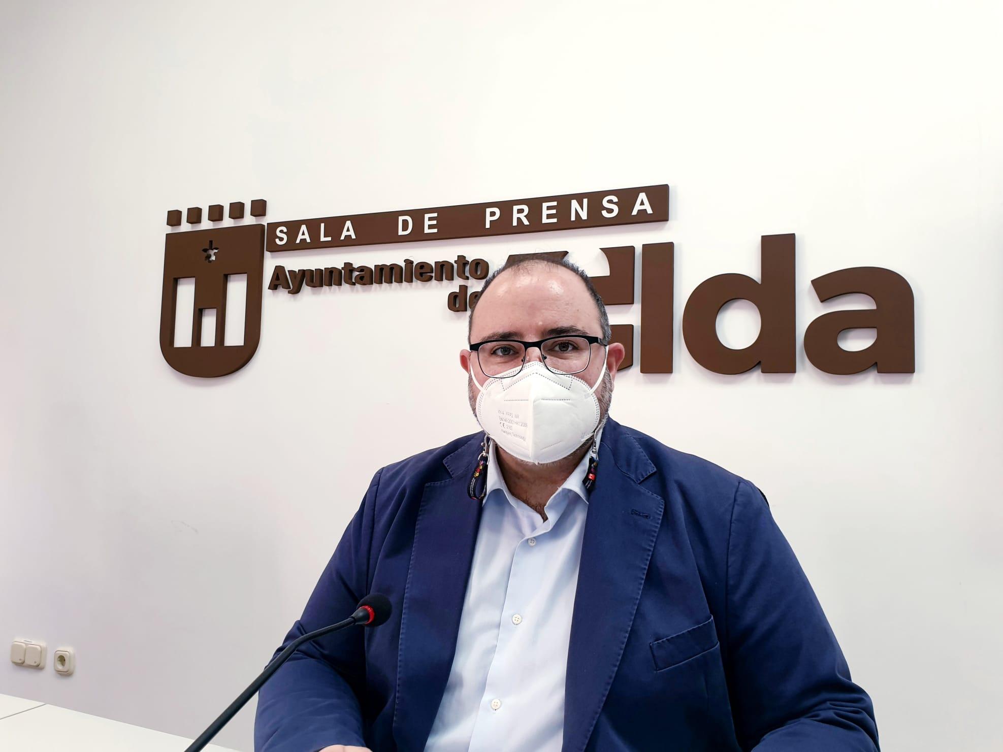 El Ayuntamiento de Elda instalará sensores permanentes para medir la calidad del aire, el nivel de ruido y la afluencia de personas en espacios públicos